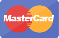 We accept Mastercard payments